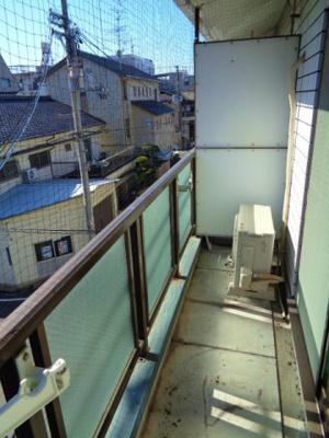【バルコニー】プレアール針中野Ⅱ