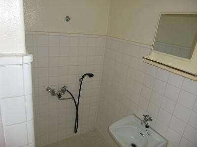 【浴室】(一般)仲嶺アパート