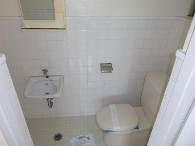【トイレ】(一般)仲嶺アパート