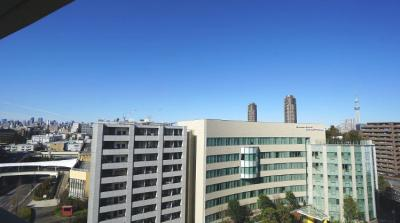 【展望】マークステージ西大島 平成16年築 角 部屋 11階 77.55㎡