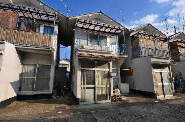 【外観】向川住宅