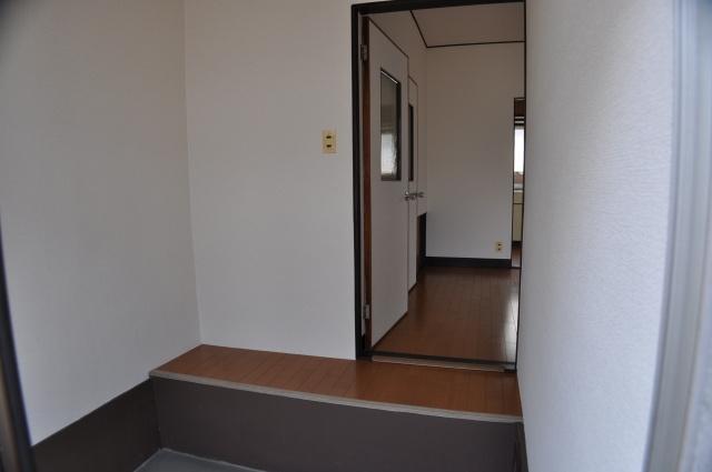 【玄関】向川住宅