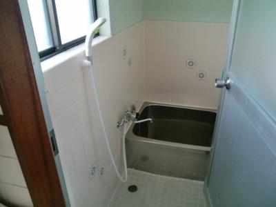 【浴室】向川住宅