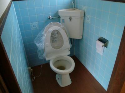 【トイレ】向川住宅
