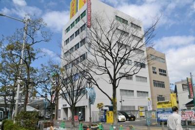 【外観】堺東からすぐ!44坪 1Fテナント