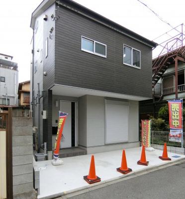 【外観】新築一戸建て(堀切3丁目)