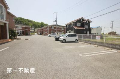 【駐車場】シンヴィオシスD