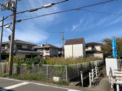 【外観】【売地】河北中学校区・56491