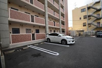 【駐車場】ガーデンパレス秋根