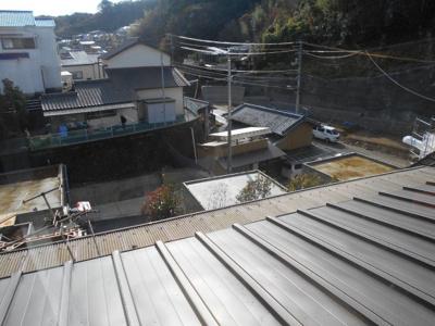 【展望】高知市西塚ノ原中古戸建