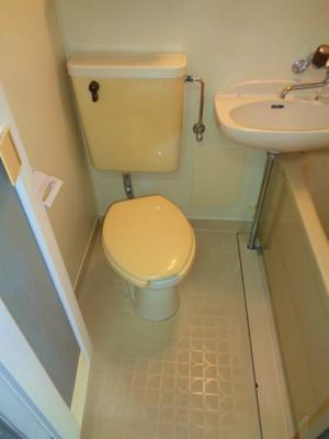 【トイレ】砂子ハイツ