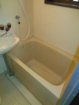 【浴室】砂子ハイツ