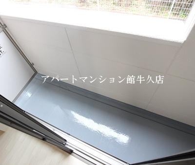 【バルコニー】ミ・ルーチェ