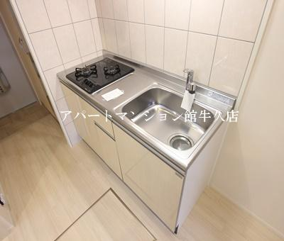 【キッチン】ミ・ルーチェ