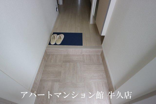 【玄関】ミ・ルーチェ