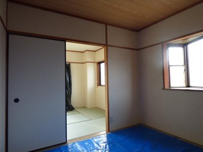 【和室】コーポラスクマモト