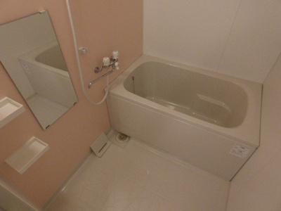 【浴室】コーポラスクマモト