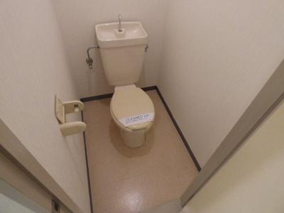 【トイレ】コーポラスクマモト
