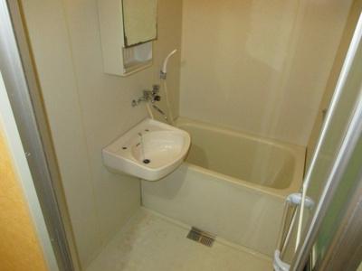 【浴室】トロワ玉川学園