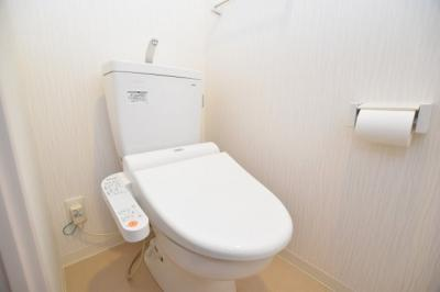 【トイレ】プルミエールメゾン