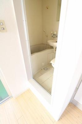 【浴室】フィールドハイツ