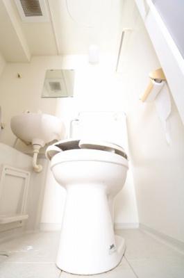 【トイレ】フィールドハイツ