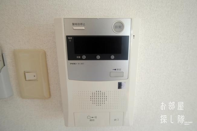 給湯システム 内装イメージ:同物件別室