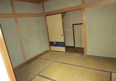 各居室の収納スペースも充実しています♪