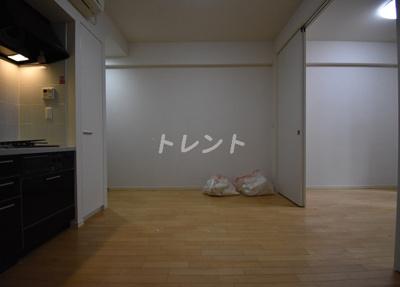 【居間・リビング】シティハウス東京新橋