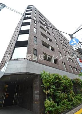 【外観】シティハウス東京新橋