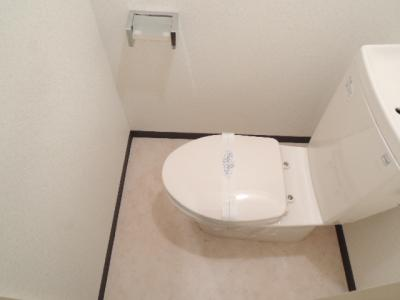 【トイレ】センチュリーハイツ出戸