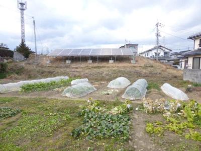 押入売地 134坪(畑)