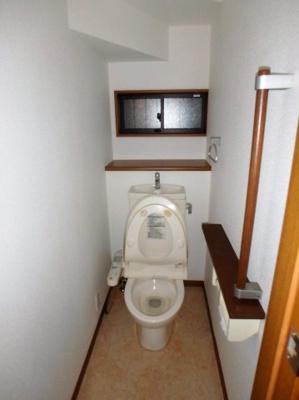 【トイレ】30坪角地の中古戸建 川口市安行領根岸