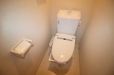 【トイレ】フジコーポ