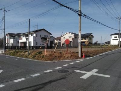 【区画図】前橋市富士見町原之郷売地