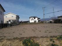 前橋市富士見町原之郷売地の画像