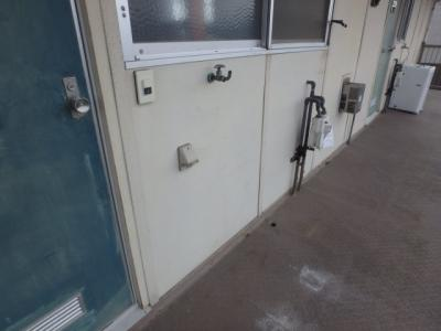 室内洗濯機置き場はこちらです