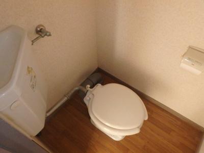 【トイレ】神林ハイツ