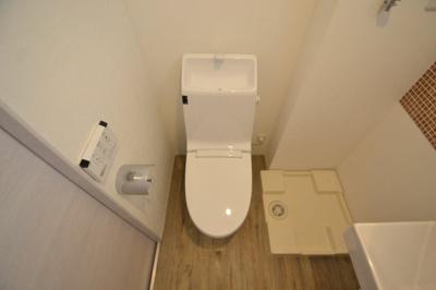 【トイレ】モリス六甲