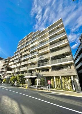 【外観】プラウドフラット渋谷富ヶ谷