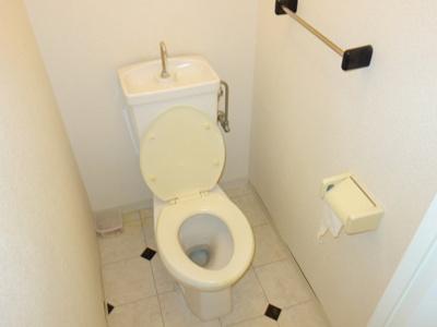 【トイレ】メゾン・セレステ