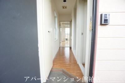 【玄関】リビエラ