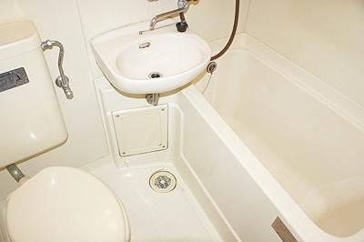 【浴室】シンエーハイツ六甲道
