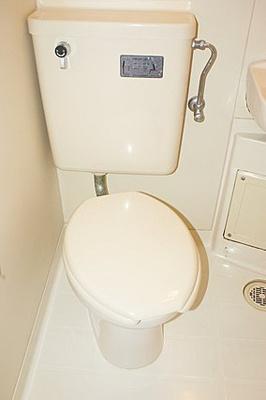 【トイレ】シンエーハイツ六甲道