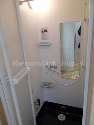 アーバンプレイス市ヶ谷加賀町のシンプルで使いやすいシャワールームです