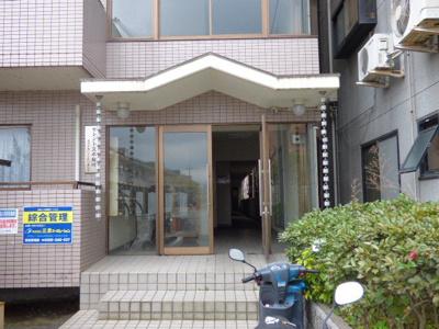 【エントランス】セレント茨木鮎川