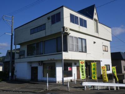 【外観】鉄砲場・売店舗