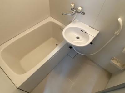 【浴室】ローズコート上穂