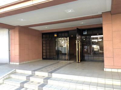 【エントランス】エンゼル鳩ヶ谷南壱番館