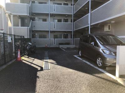 【駐車場】エンゼル鳩ヶ谷南壱番館